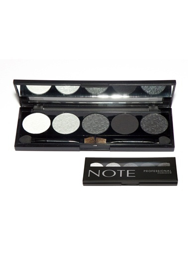 Note Note Professıonal Palet 5 Li Eyeshadow Göz Farı No 105 Renkli